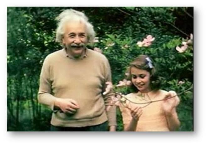 Einstein si fiica lui Lieserl
